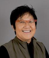 Designer-lecturer Gale Okumura