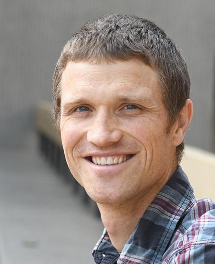 Ian Grettenberger, coordinator