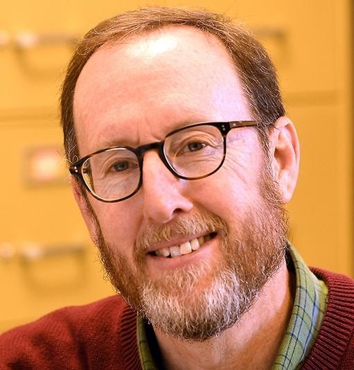 UC Davis distinguished professor Jay Rosenheim. (Photo by Kathy Keatley Garvey)