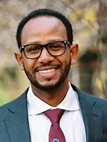 Henok Yimer, postdoctoral researcher