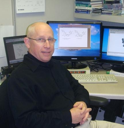 Thomas Sparks, recipient of ESA's Nan-Yao Su Award for Innovation and Creativity in Entomology