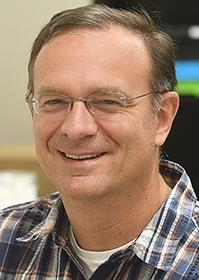 Jason Bond, co-editor-in-chief