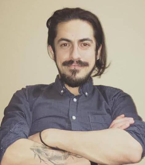 Postdoctoral fellow Sergio Hidalgo Sotelo of the Joanna Chiu lab