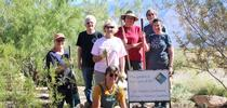 Master Gardener Volunteers for Native Garden at the Eastern Sierra Interagency Visitor Center Blog