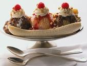 Photo: Banana split
