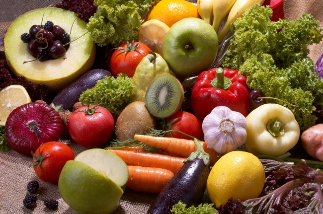 Image of farmers market