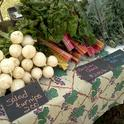 Farmers market prices are competitive with supermarkets.