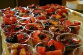 School chefs are adding more fresh fruits and vegetables to their menus.