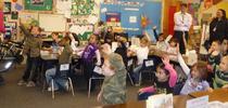 Children get UC CalFresh training. for Food Blog Blog