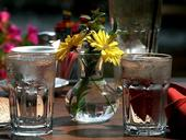 The Dietary Guidelines recommend Americans substitute water for sugary drinks. (Photo: public-domain-image.com)
