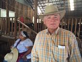 Farmer Chris Steele, owner of Capay Valley Ranches.