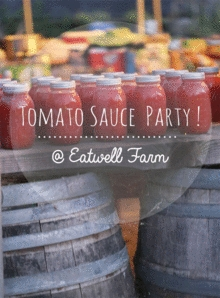 Tomato Sauce Party poster
