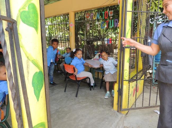 Banelino Primary school.