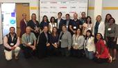 UC was well-represented at FOOD IT.