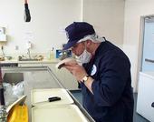 NOAA seafood inspector