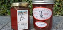Farmer Paul Buxman says his Sweet Home Ranch jam (right) is so addictive, it's 'barely legal.' for Food Blog Blog
