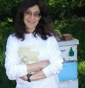 NOTED ENTOMOLOGIST May Berenbaum says she's never been a beekeeper but a