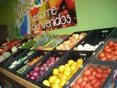 Fiesta Marketplace produce display