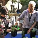 Eden Housing residents are able learn about nutrition, food safety and gardening concurrently at their living facilities.