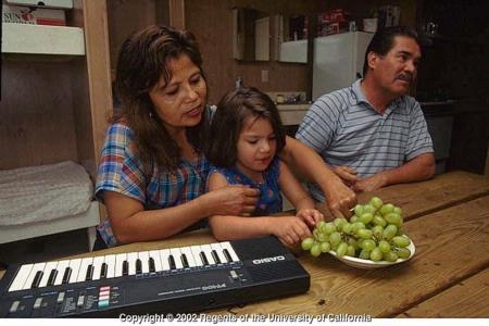 UC Davis scientists to look for best ways for Latino children to maintain healthy weights.