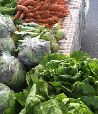 UCCE is helping CalFresh shoppers double food dollars at farmers markets