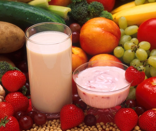 Dairy products are a fundamental part of a healthful diet.