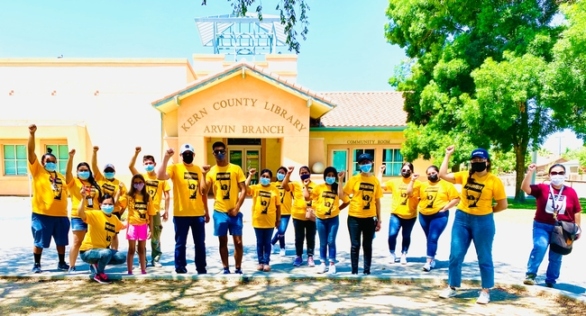 Empowering local communities in pursuit of social justice