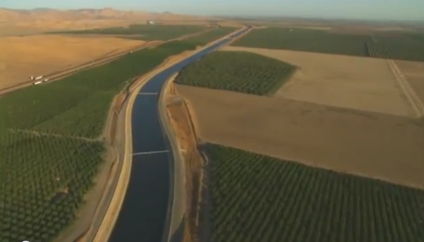 Water quality and quantity is a primary concern in California.