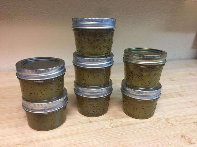 Sealed Jars