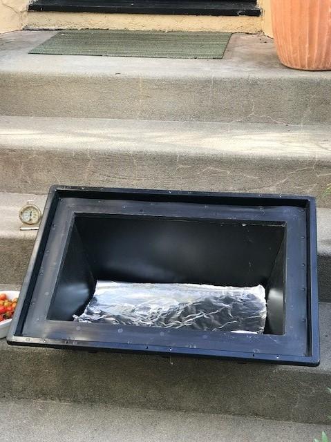 Empty Oven(1)