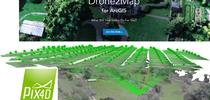 Pix4d Drone2 map for IGIS Blog