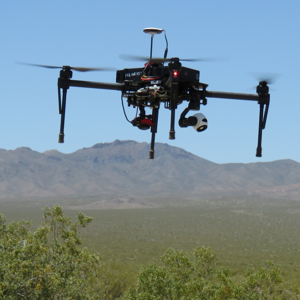 Mapping the Mojave Desert with Drones - IGIS - ANR Blogs