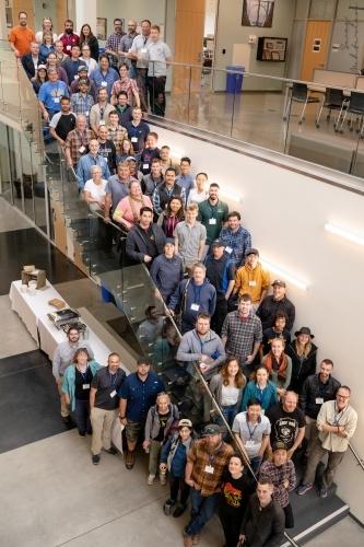 DroneCamp 2019 Participants, CSU Monterey Bay