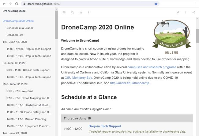 https://dronecamp.github.io/2020/