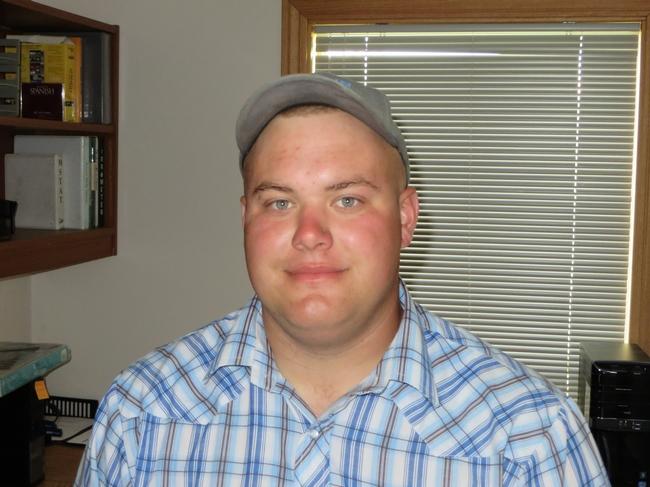 Skyler Peterson, new IREC Staff Research Associate.