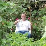 Paul in Garden
