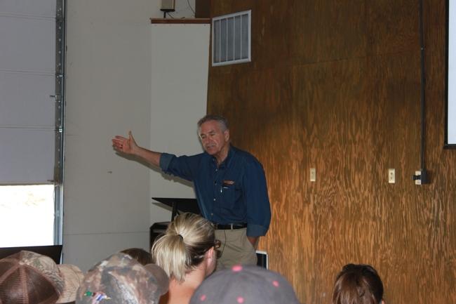 Keynote speaker, Senator Jim Nielsen