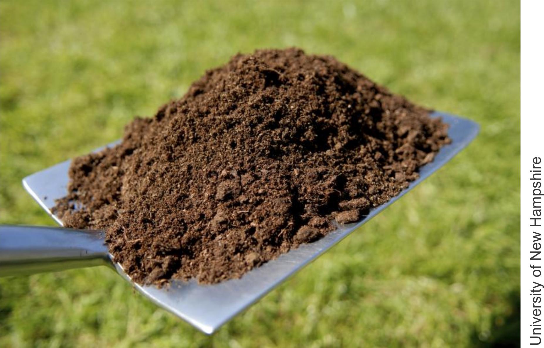 dirt shovel