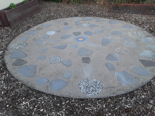 Finished labyrinth