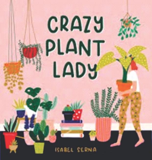 plants cartoon Carrie