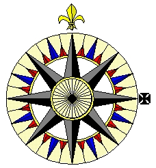 Blog, compass rose