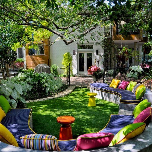 Blog, beautiful garden 2