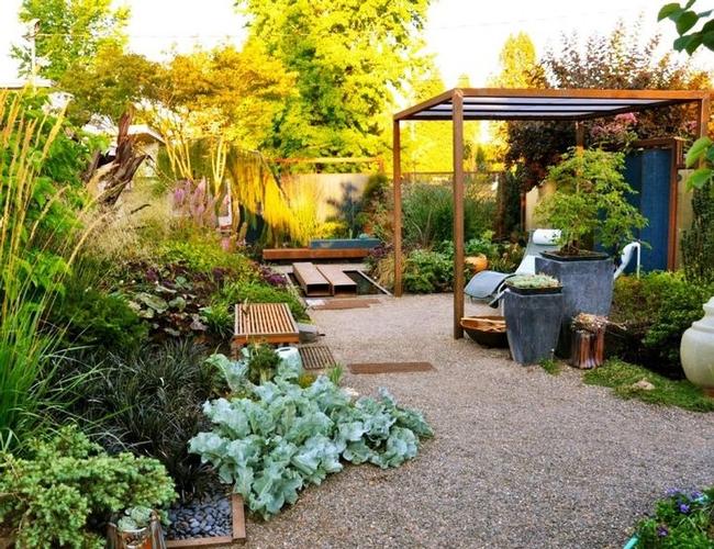 Blog, beautiful garden 3