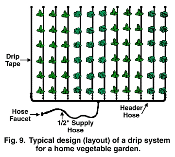 Blog, irrigation idea