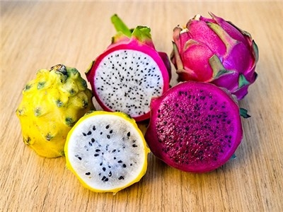Dragon-Fruit-Colored (Baker Street Heirloom Seeds)