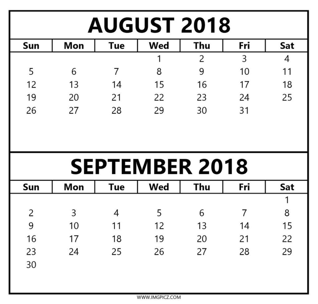 Mid-August to mid-September is THE time!