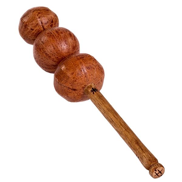 Hozi honsho [rattle] (African Musical Instruments)
