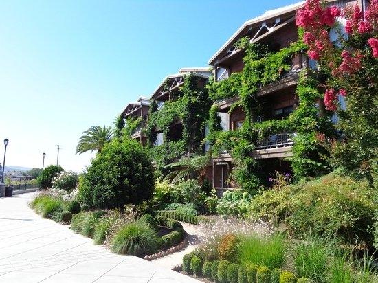 Gardens, Napa Mill (TripAdvisor)