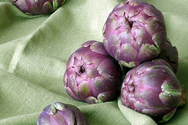 Purple artichoke (Food52)