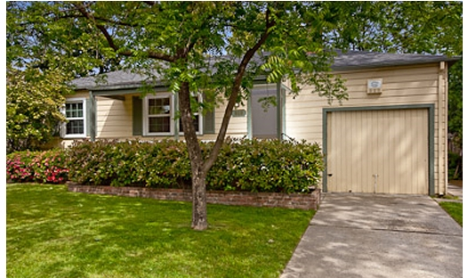 The right tree in the right place can shade and cool your house. (Green Strides)